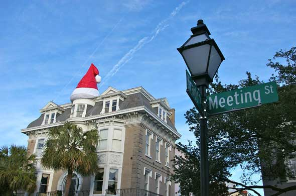 Christmas in Charleston